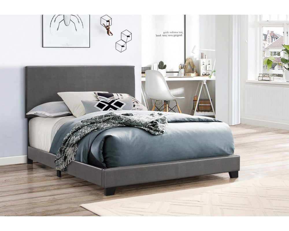Erin Grey King Bed