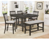Fulton Grey Counter Height Table Set