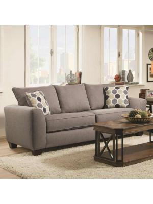 Heritage Grey Sofa