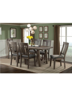Cash Dining Table & 6 Chairs