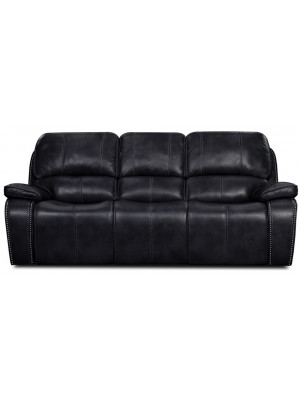 Jamestown Black Sofa & Loveseat
